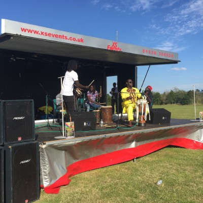 Stage Truck Hire